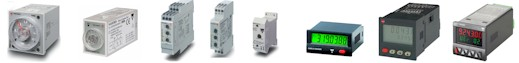 Carlo Gavazzi Timers and Counters